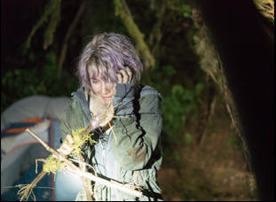 "A scene from ""Blair Witch"""