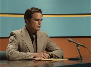 "Michael C. Hall in ""Christine"""