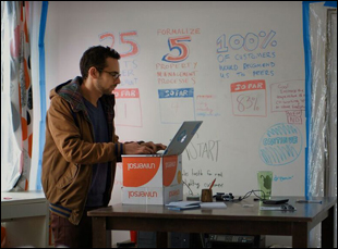 """A scene from """"Generation Startup"""""""
