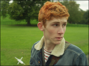 "Fionn O'Shea in ""Handsome Devil"""