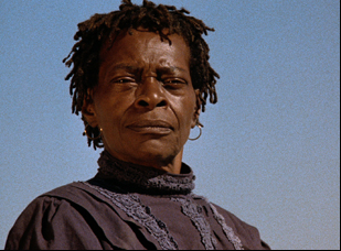 "A scene from Julie Dash's ""Daughters of the Dust"""