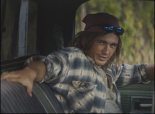 "James Franco in Ian Olds' ""Burn Country"""