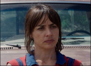 "Constance Zimmer in ""Run the Tide"""