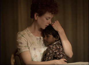 "Nicole Kidman and Sunny Pawar in ""Lion"""