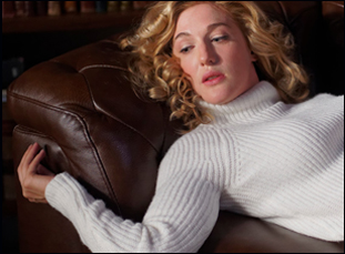 "Mylene Mackay in ""Nelly"""