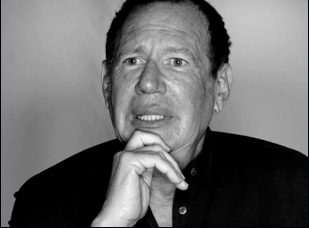 "Garry Shandling in ""Dying Laughing"""