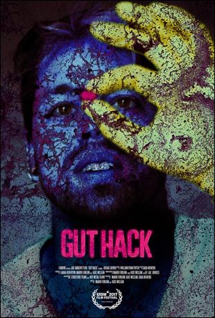 """Josiah Zayner in """"Gut Hack"""""""