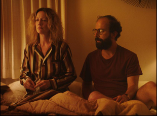 "Judy Greer and Brett Gelman in ""Lemon"""