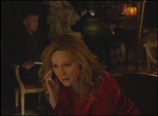 "Laura Linney in ""The Dinner"""