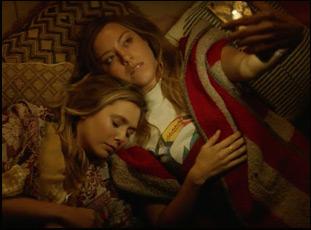 "Aubrey Plaza and Elizabeth Olsen in ""Ingrid Goes West"""
