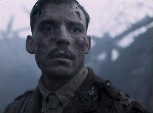 "Sam Claflin in ""Journey's End"""
