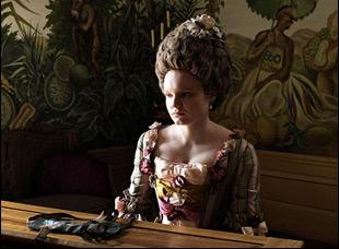 "Marie Dragus in ""Mademoiselle Paradis"""