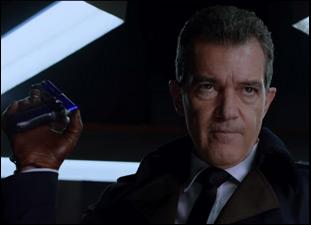 """Antonio Banderas in """"Bullet Head"""""""
