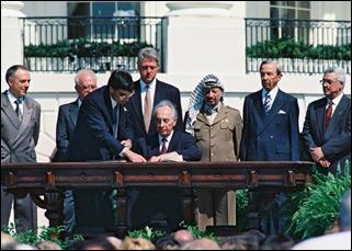 """Yitzhak Rabin in """"The Oslo Diaries"""""""