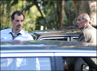 "Adel Karam and Kamel El Basha in ""The Insult"""