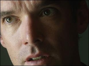 "David Millar in ""Time Trial"""