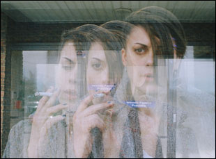 "Lindsey Shaw in ""1/1"""