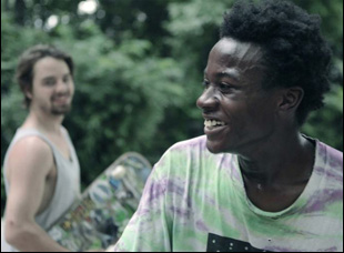 """Keire and Zack in """"Minding the Gap"""""""