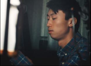 """Bing Liu in """"Minding the Gap"""""""
