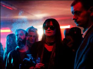 """Trine Dyrholm in """"Nico, 1988"""""""