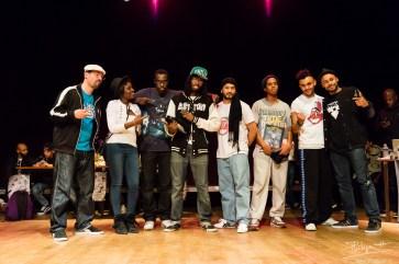 ©PhilippeH- remise du prix au gagnant du Tremplin hip-hop 6ème édition