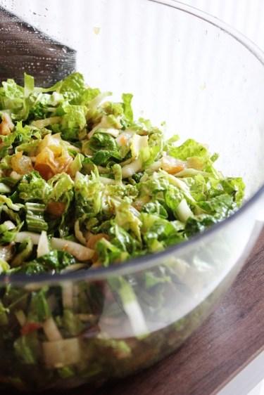 Simple Salad   Einfacher Salat