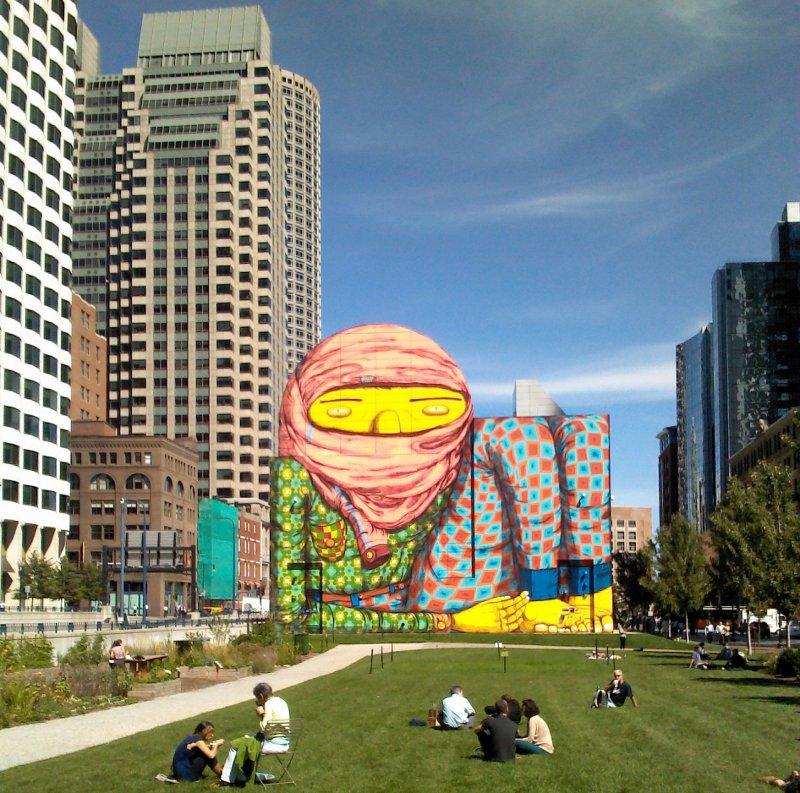 artwork near boston hotels