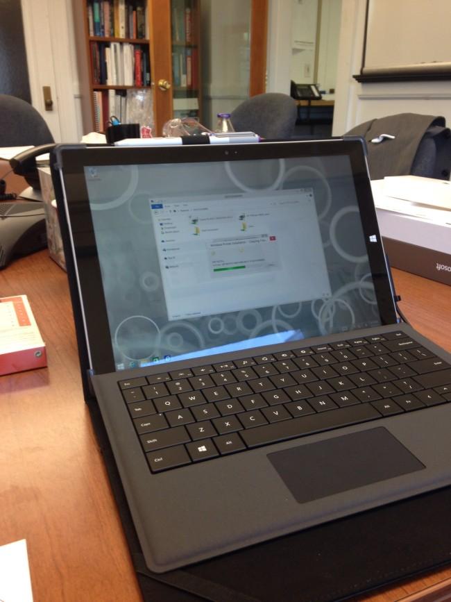 Microsoft Surface Pro3 8GB