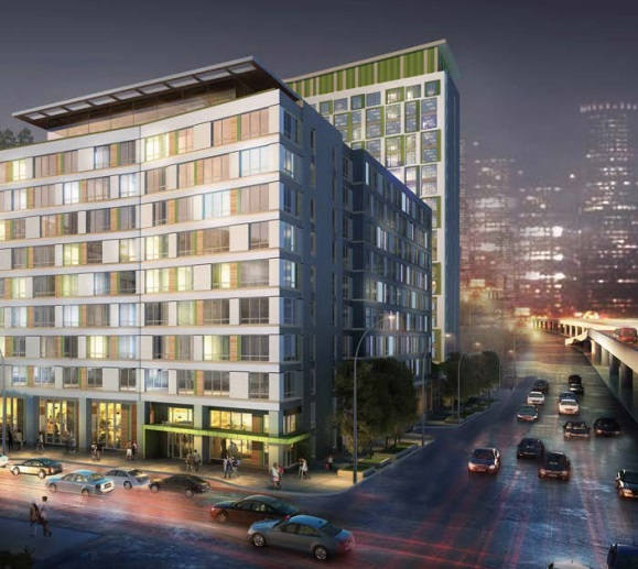 275 Albany Street in the South End to have 180 to 380 apartment units