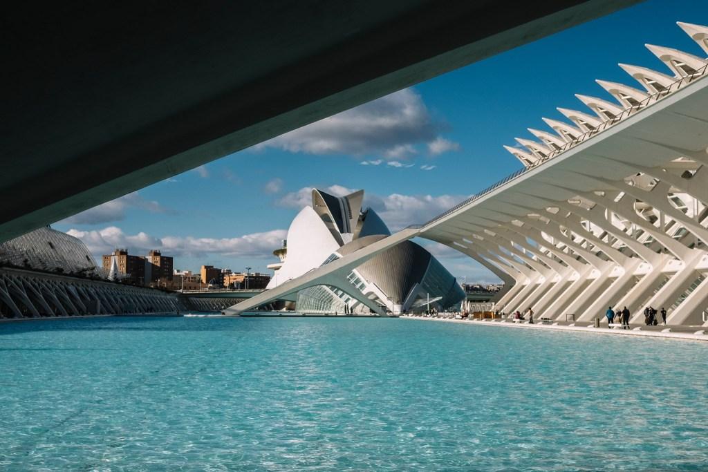Città delle Arti e delle Scienze travel blog valencia idee cosa fare vedere 10 cose move4ward