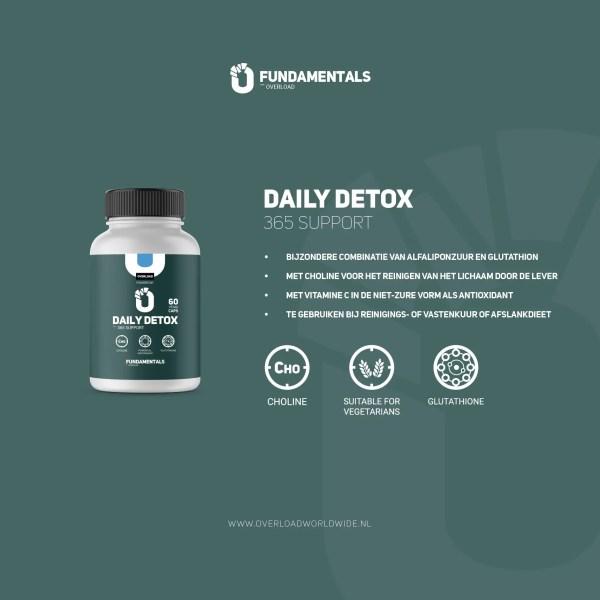 Fundamentals Daily-Detox