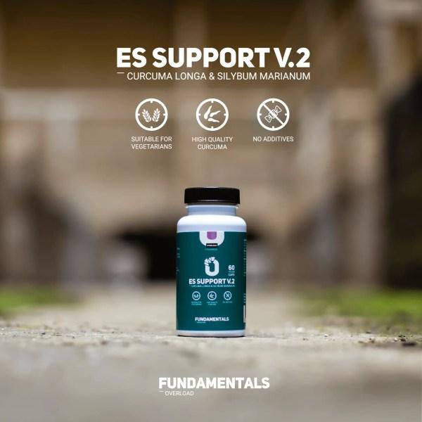 Fundamentals ES-Support V2 Curcuma Longa & Silybum Marianum