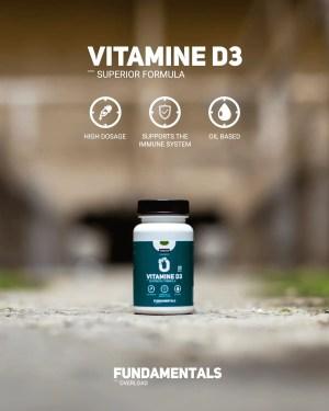 Fundamentals Vitamine D3