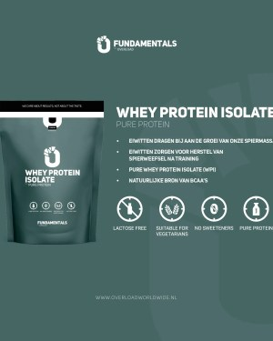 Fundamentals Whey-Protein-Isolate
