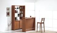 Móvel Bar em cerejeira. Personalize o mesmo de acordo com o seu gosto e espaço.