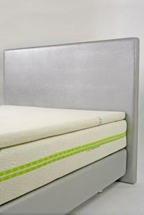Cabeceira de Cama Lisa. Fabricamos cabeceiras de cama por medida.