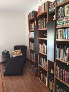 Projecto Decoração de Interiores: Biblioteca