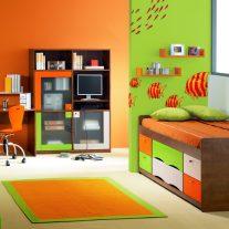 Composição juvenil 100% madeira maciça. Personalizamos o nosso mobiliário, contacte-nos!