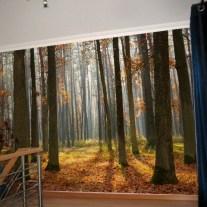 Painel de parede fotográfico
