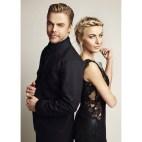 Derek & Julianne for Trevor Hoene