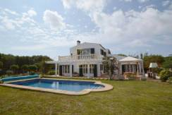 New Villa for sale in Pou Nou, Menorca