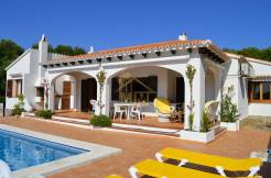 Villa for sale in S´Atalaya, Menorca