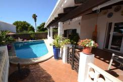 Villa for sale in Binibeca; Menorca