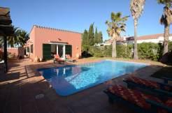 Villa for sale in Cales Coves Menorca