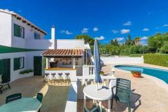 villa for sale in Trebaluger Menorca