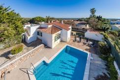 villa for sale in Calas Coves Menorca