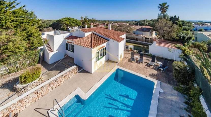 villa for sale in Calas Coves Menorca