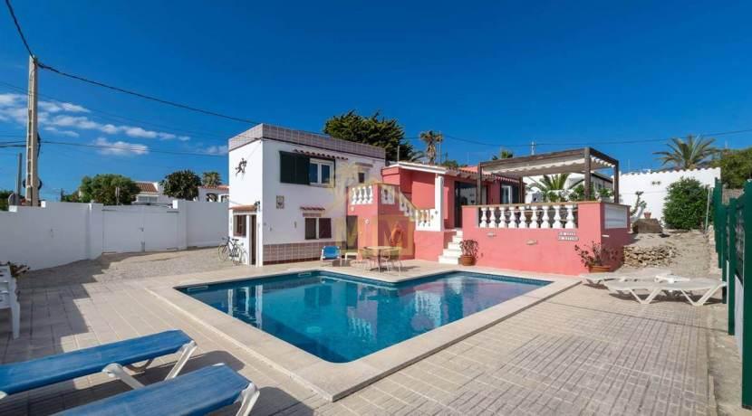villa for sale in Calan Porter Menorca