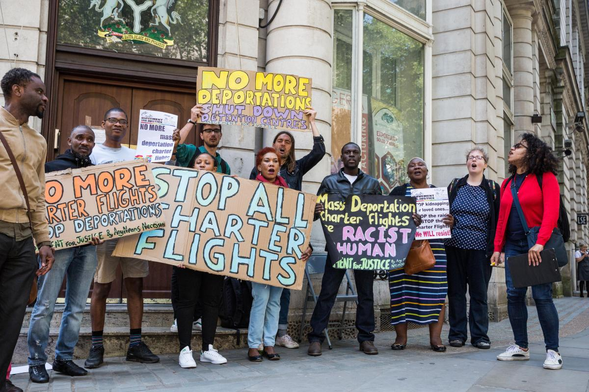 Meet Yarl's Wood detainees the Home Office plans to deport on Wed 30 May by charter flight #StopCharterFlights