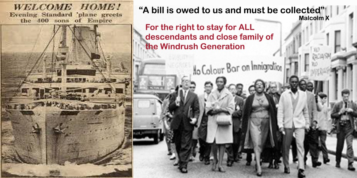 Extend the 'Windrush Scheme', time for UK govt to right a historic wrong